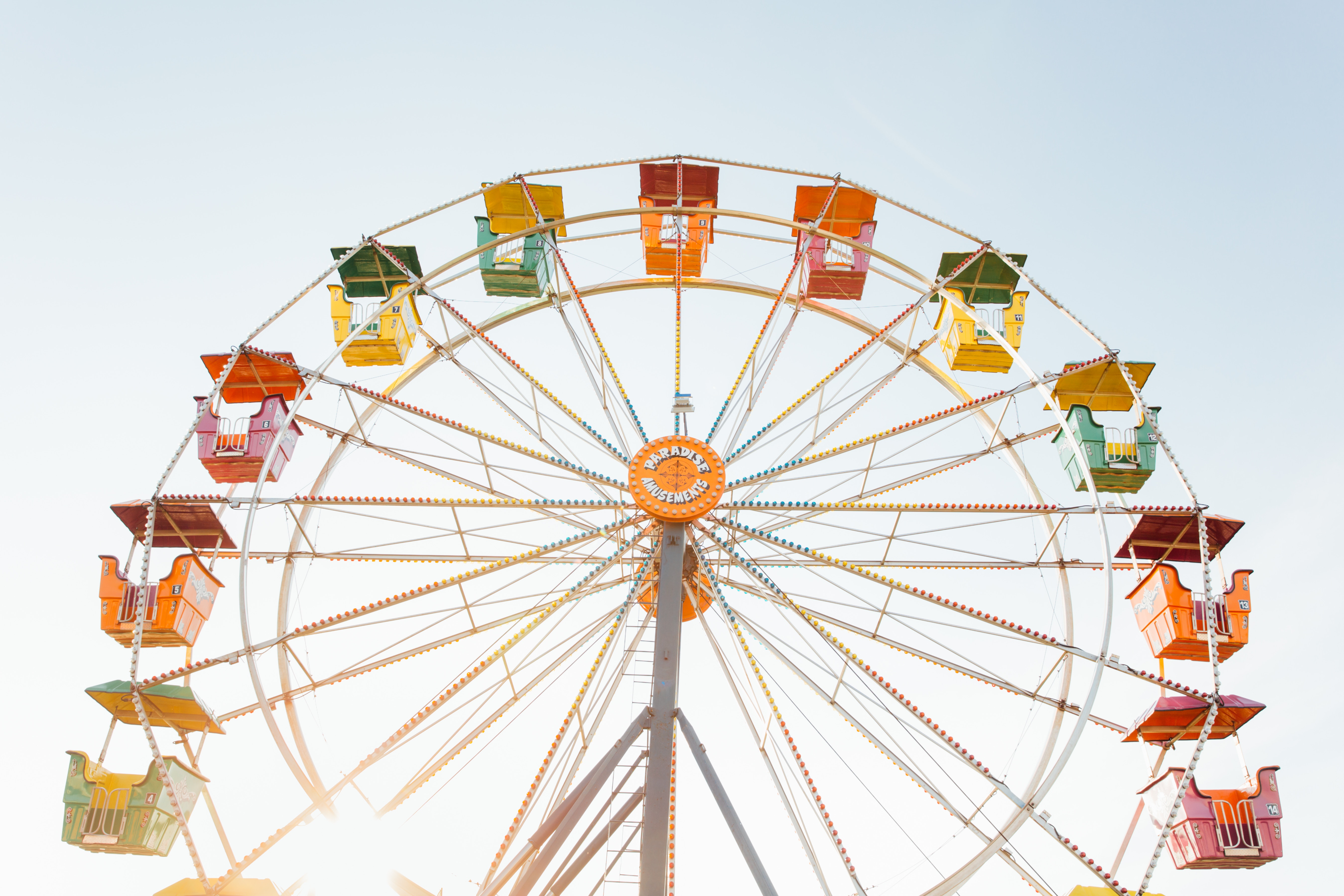 summer stock photos carnival