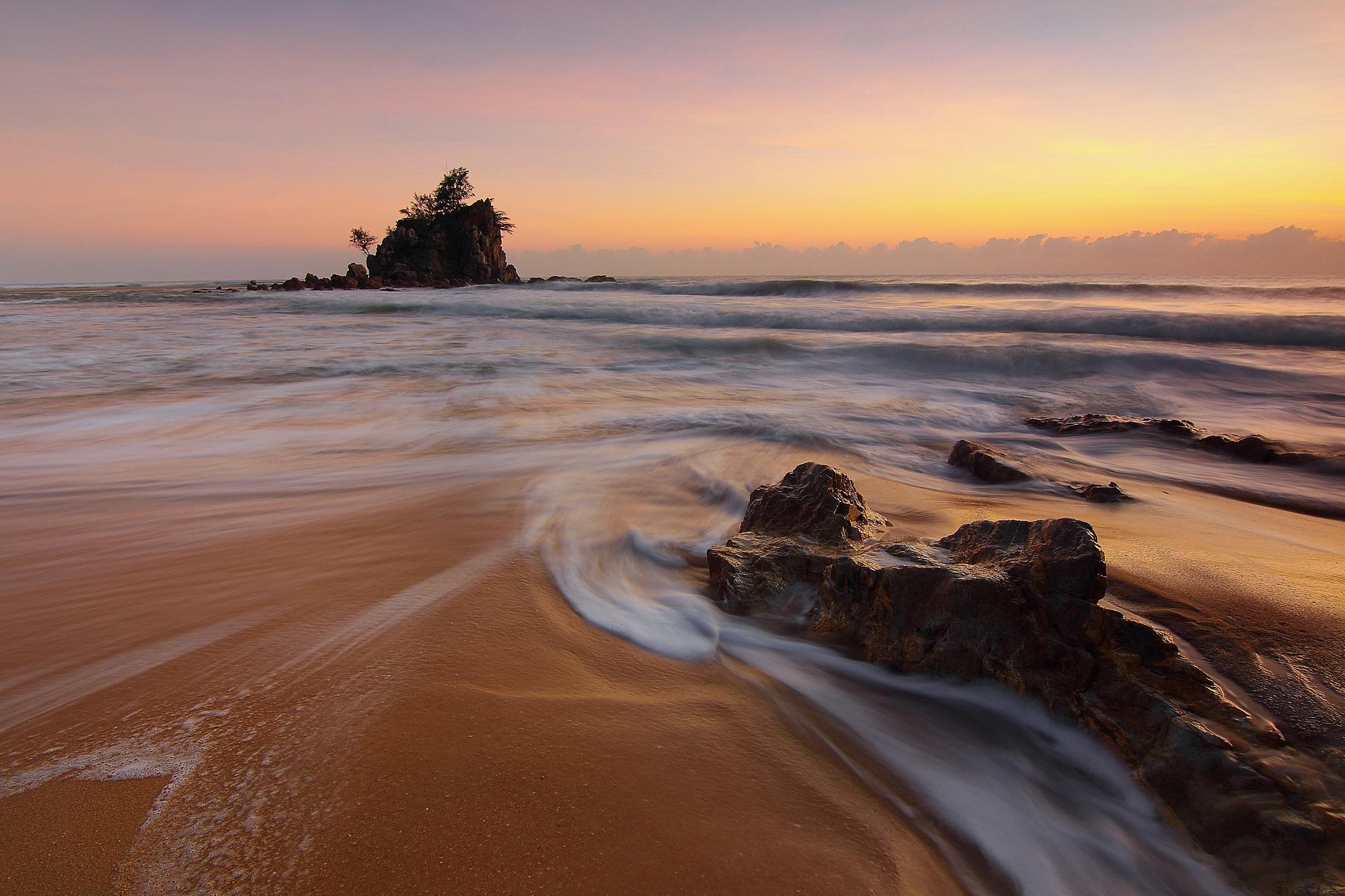summer stock photos seascape