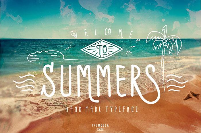 summer website themes templates