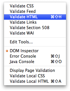 validate continuously