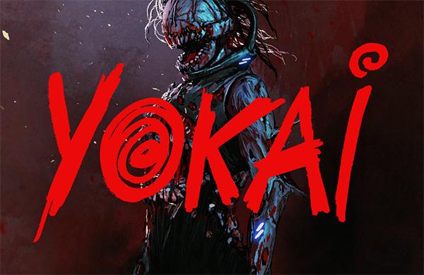 Yokai Free Font