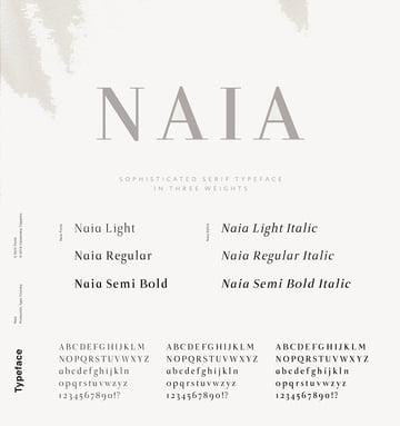 naia font style sophisticated envato elements download similar georgia fonts similar to georgia
