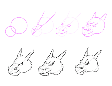 How to Make Your Own Art Style Tutorial Lose Precision