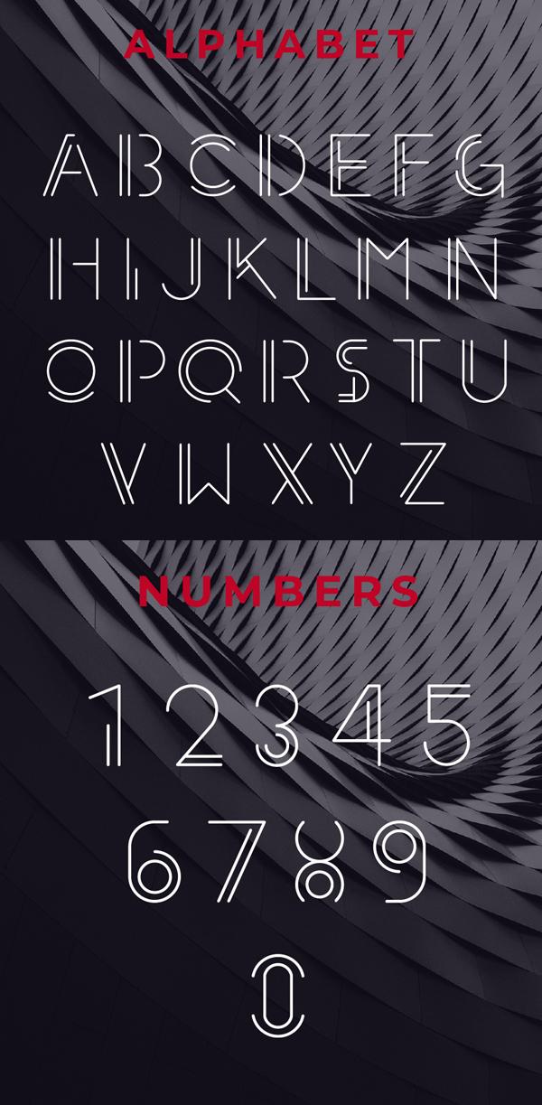 Akersy Font