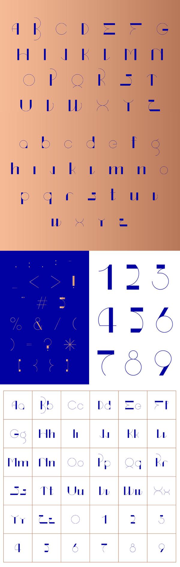 CircleFantasy Font