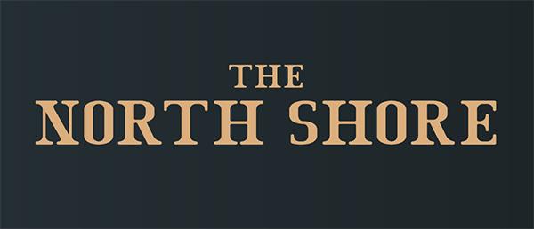 North Shore Logo Font Free Logo Font