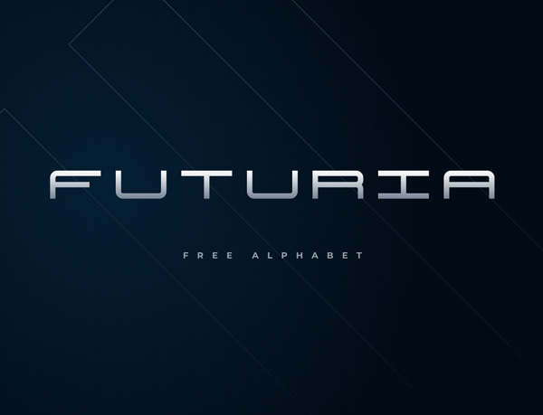 Futuria Free Font