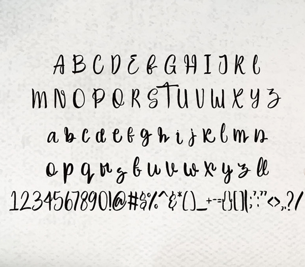 Hallyeet Font