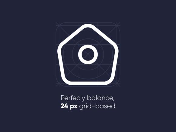 Iconsax pixel perfect