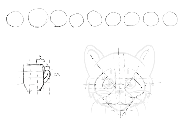 How to Draw Proportions Tutorial Drawing Proportions