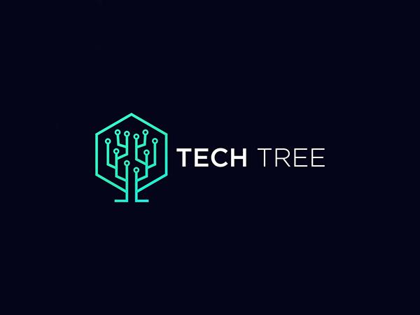 Tech Tree Logo Design