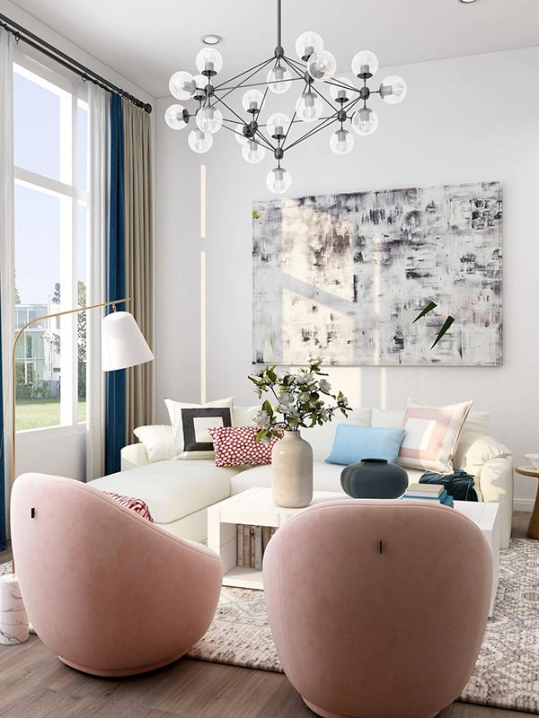 50+ Best Living Room Decor Ideas & Designs - 3