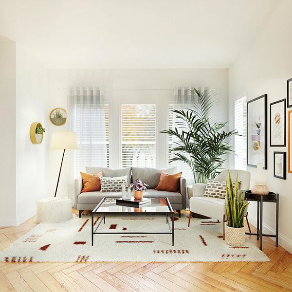 50+ Best Living Room Decor Ideas & Designs - 30