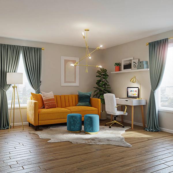 50+ Best Living Room Decor Ideas & Designs - 32