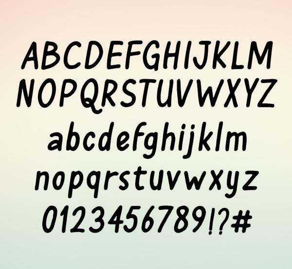 Sebatas Teman Font
