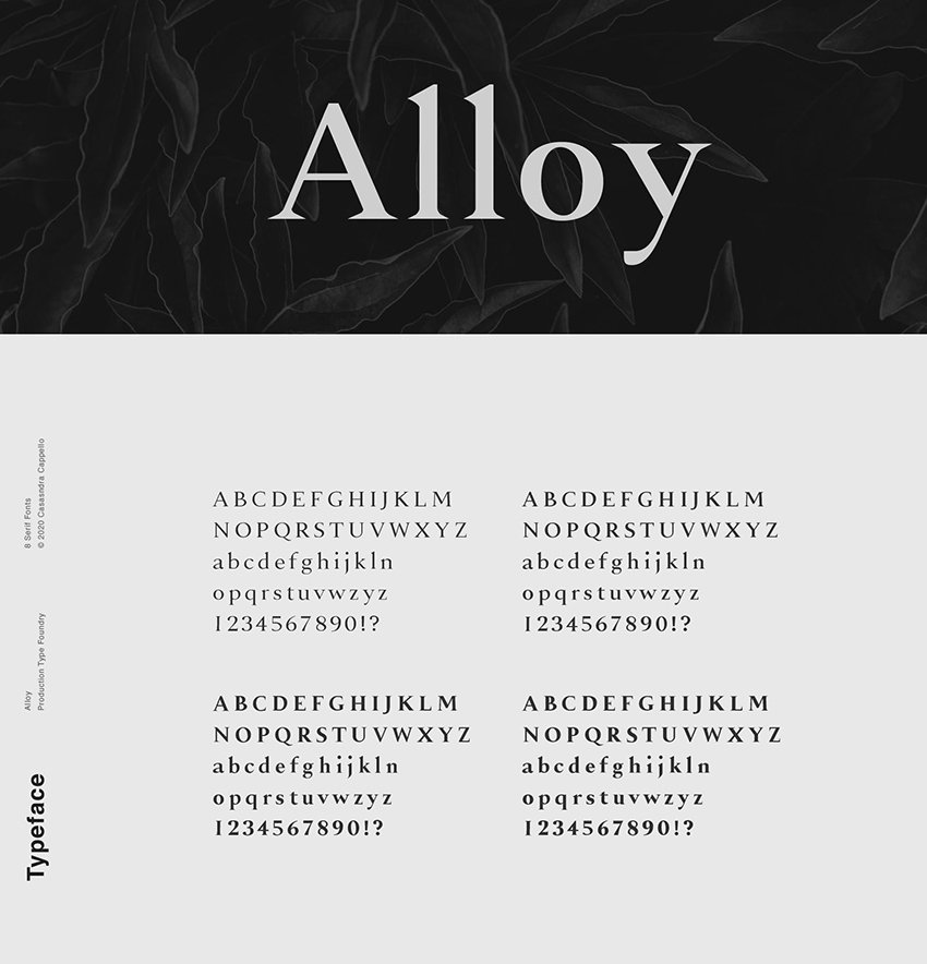 alloy typeface otf format 8 fonts similar to Georgia bold font family georgia