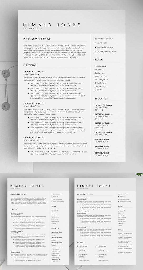 Best Resume Template
