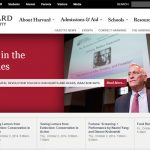 35 Scholastic College & University Website Layouts