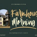 41 Best Farmhouse Fonts (Country & Farmhouse Style Fonts)