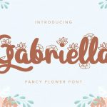 43 Best Flower Fonts (Must-Have Floral Fonts for Spring)